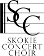 Skokie Concert Choir Logo